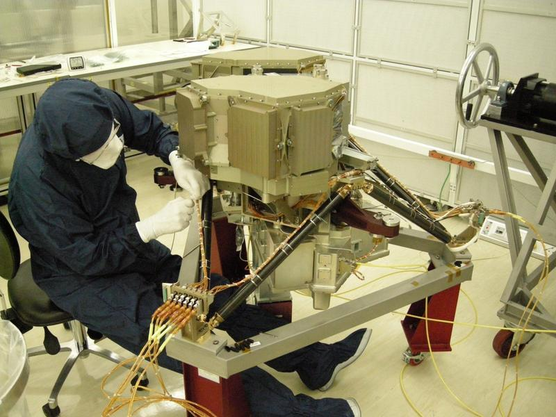 Rutherford Appleton Laboratory, MIRI European Consortium e JPL.