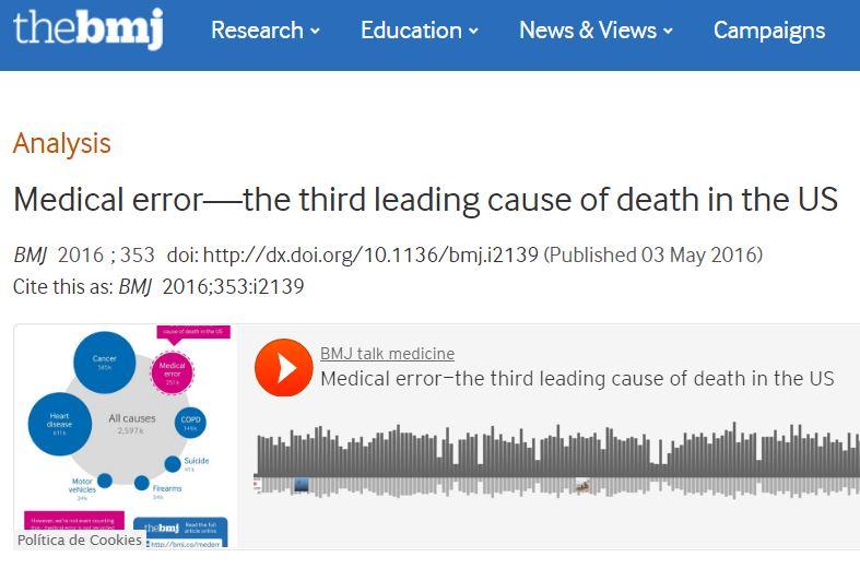 por medical errors third leading - 787×521