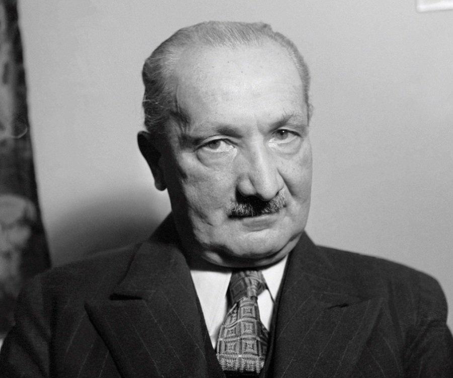 Martin Heidegger |