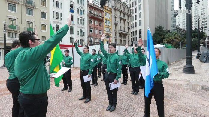 Frente Integralista Brasileira.